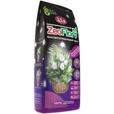 ZeoFlora для выращивания растений в условиях недостатка света грунт 2,5л /в уп 6шт